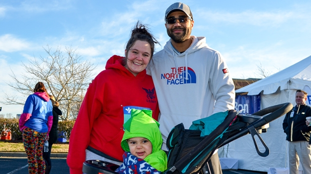 Runners Kick Asphalt To Fight Colon Cancer The Suffolk News Herald The Suffolk News Herald