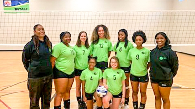 Edge Volleyball Makes Mark In Suffolk The Suffolk News Herald The Suffolk News Herald